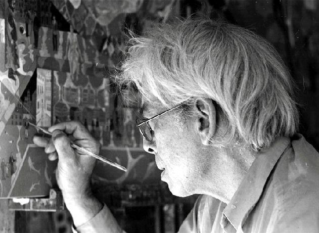 Alain Rothstein artiste peintre (France). Arts visuel et tableaux.