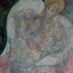 Alain Rothstein le secret révélé, huile sur toile, 100X81cm