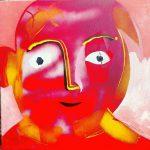 Alain Rothstein, arts visuels et peinture - oeuvres sur toiles de la série Figures