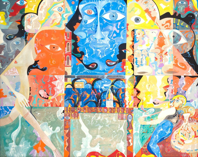 Alain Rothstein – artiste peintre