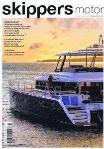 Pronaval - Du chantier local au groupe international : Skipper hors série motor 2015-2016 (couverture)