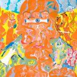Alain Rothstein NO DE GION, 2011, huile sur toile, 46x61cm