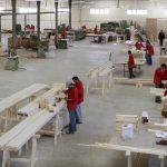 Team Industry - chantier naval, Maroc. Menuiserie.