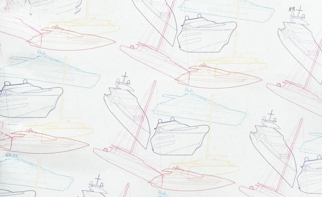site de Luc Simon architecte naval et designer