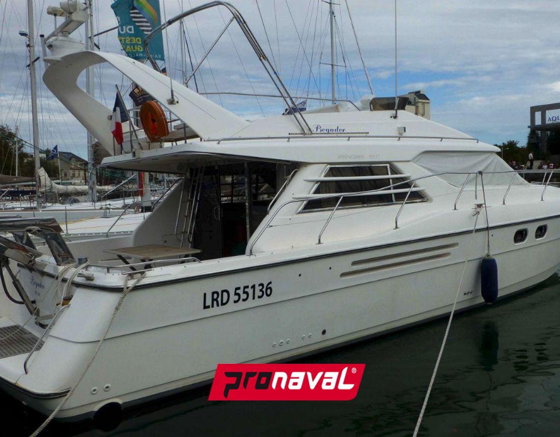 Yachting Brokerage : Pronaval SA – Genève